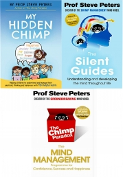 Prof Steve Peters, The Silent Guides x3