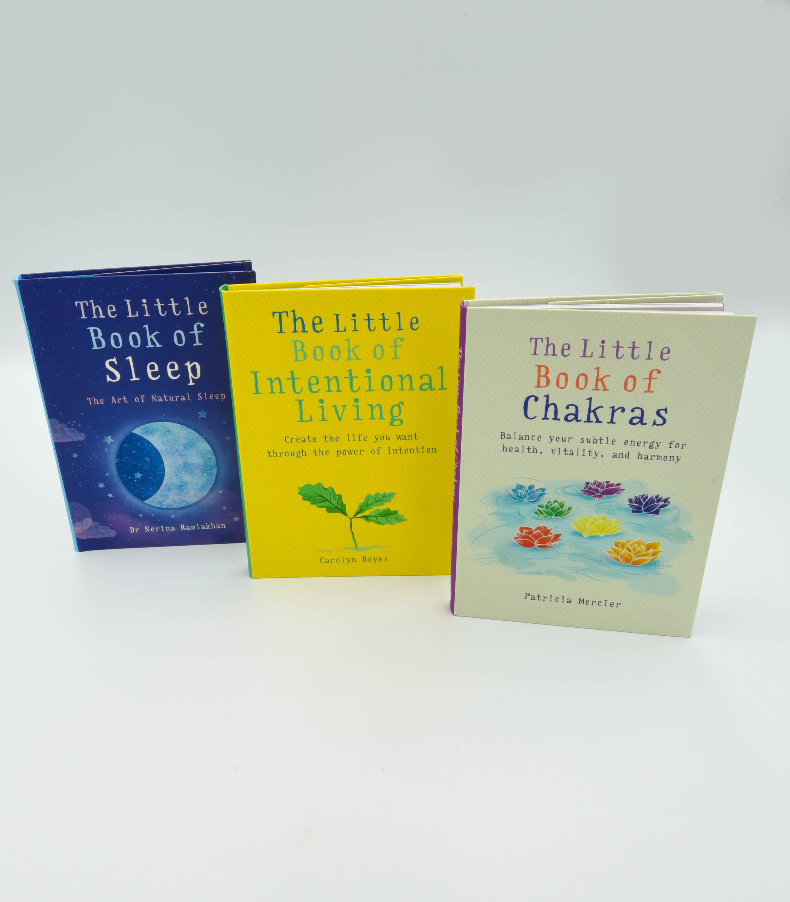 The Little Book Trilogy