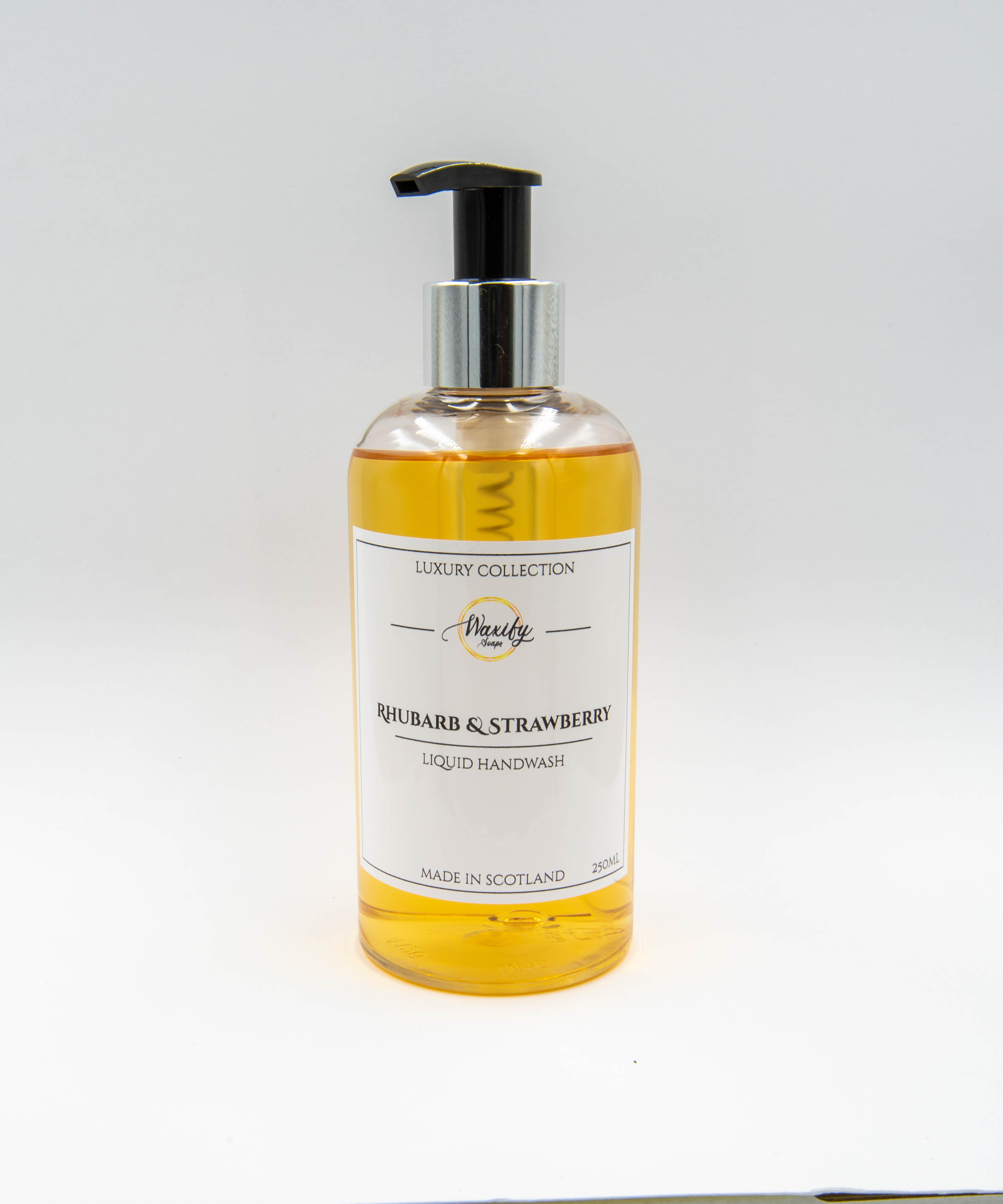 Rhubarb and Strawberry Luxury Handwash