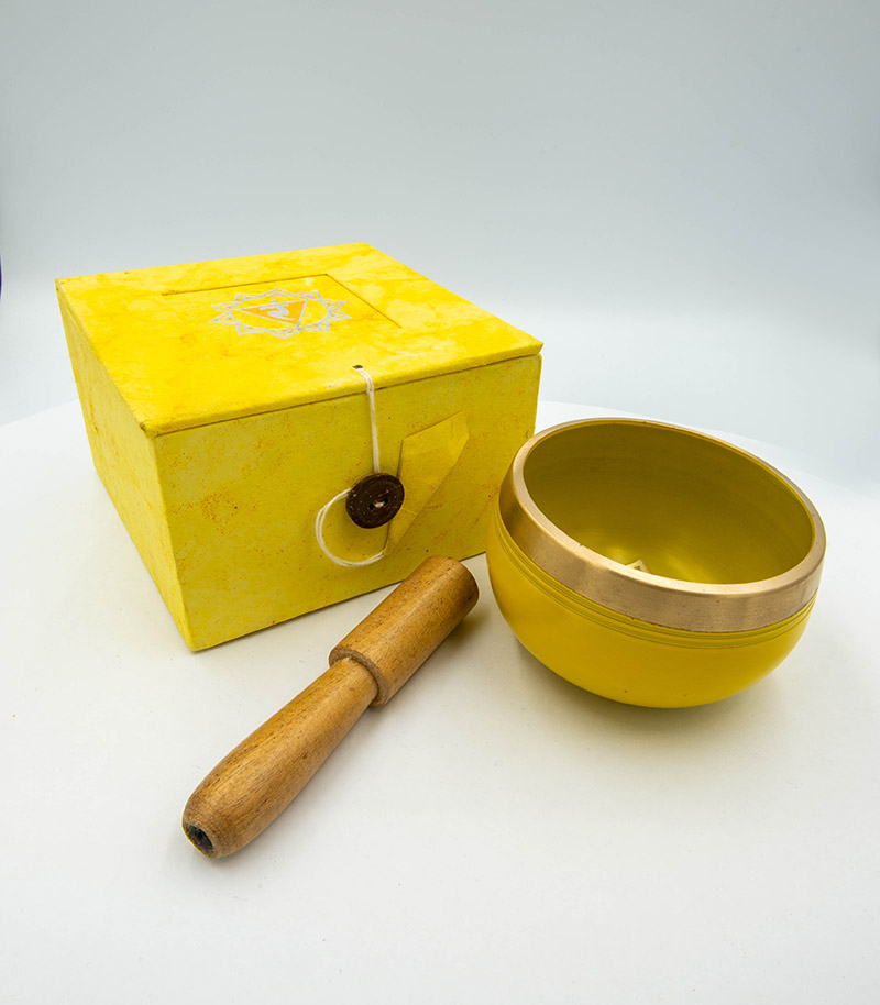 Solar Plexus Singing Bowl